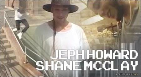 Jeph Howard & Shand Mcclay: Minnesota, Razors Tapes