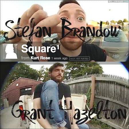 Stefan Brandow & Grant Hazelton: Square SDHD edit