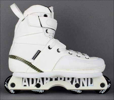 Adapt: Julian Bah Stealth pro skate (white)