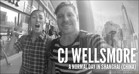 CJ Wellsmore: A Normal Day in Shanghai (2014)