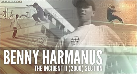 Benny Harmanus: The Incident II (2000) Section