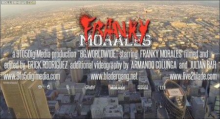 Franky Morales: BG.WORLDWIDE Raffle (2014)