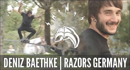 Deniz Baethke | Razors Germany (2014)