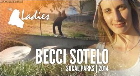 Becci Sotelo: SoCal Parks, 2014 Edit