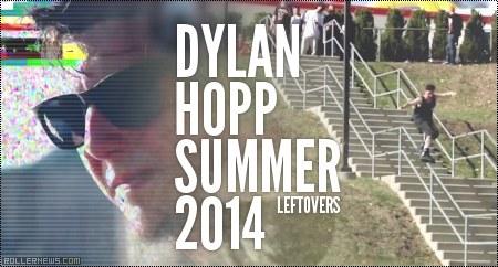 Dylan Hopp: Summer 2014, Leftover Profile