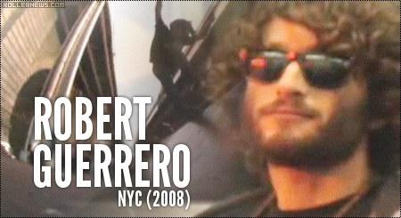 Robert Guerrero: NYC Edit (2008)