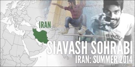Siavash Sohrabi (Iran): Summer 2014, Edit