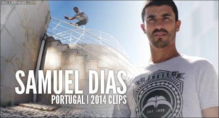 Samuel Dias (Portugal, 32): 2014 Clips by Ricardo Lino
