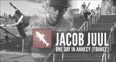 Jacob Juul: one day in Annecy (France, 2014)