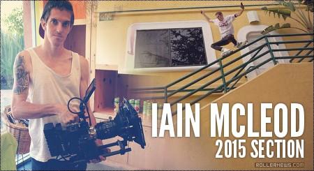 Iain Mcleod: 2015 Section, Teaser