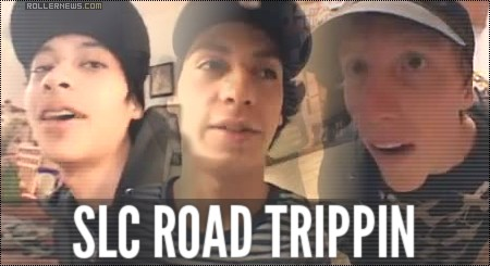 Sean Keane, Victor Arias, Cameron Card, Brandon Smith: SanFran Utah Trip (200x)