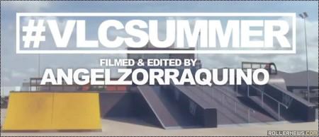 VLC Summer 2014 (Spain): Edit