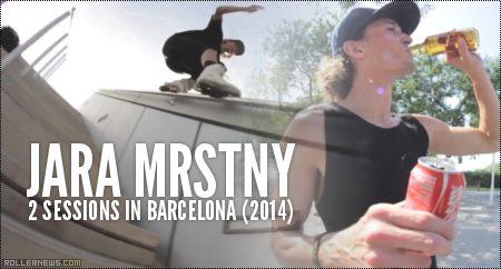 Jara Mrstny: 2 Sessions in Barcelona (2014)