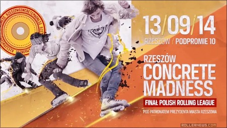 Rzeszow Concrete Madness 2014 (Poland)