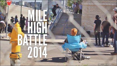 Mile High Battle 2014 (Denver, Colorada): Results & Photos
