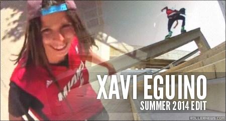 Xavi Eguino (Barcelona): Summer 2014 Edit