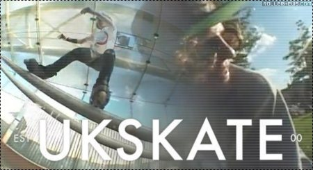 Sam Garland: 2014 Ukskate Edit by Alex Burston