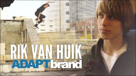 Rik van Huik: Adapt 2014 Edit