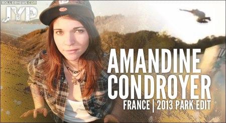 Amandine Condroyer: 2014 Park Edit