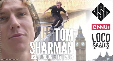 Sam Crofts: USD London City by Thomas Sharman