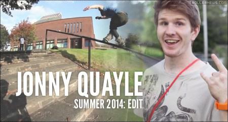 Jonny Quayle (UK): Summer 2014 Edit by Tom Perrigo
