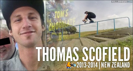 Thomas Scofield: New Zealand 2013-2014 Edit