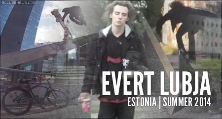 Evert Lubja (Estonia): Summer 2014, Edit