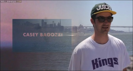 Casey Bagozzi: The Drought Section (2014)