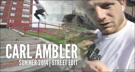 Carl Ambler: Summer 2014, Street Edit