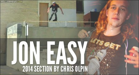 Jon Easy: 2014 Section by Chris Olpin
