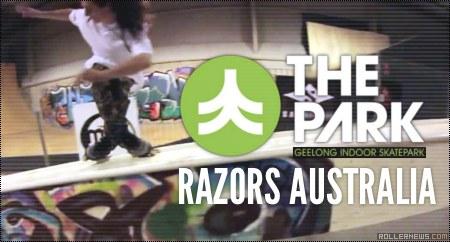 Razors Australia: Box Session @ The Park