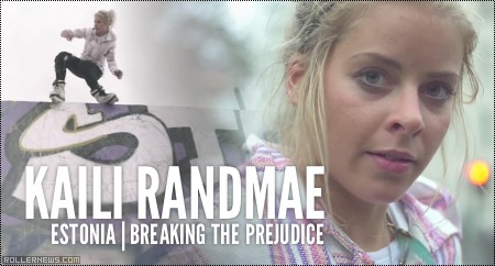 Kaili Randmae (Estonia): Breaking The Prejudice (2014)