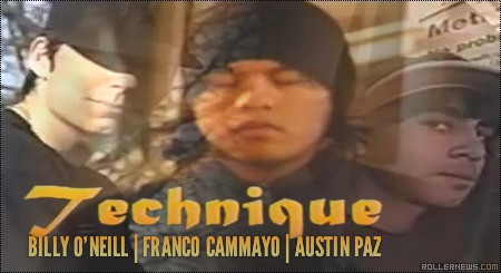 Technique (2004) by Austin Paz: Full Video