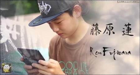 Ren Fujiwara (15, Japan): MFTBrand Edit (2014)
