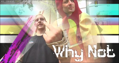 James Schoenk, Ryan Timms: Why Not? (2014)