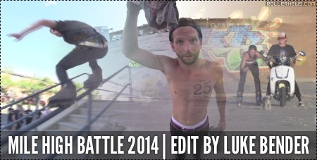 Mile High Battle 2014 (Colorado): Edit by Luke Bender