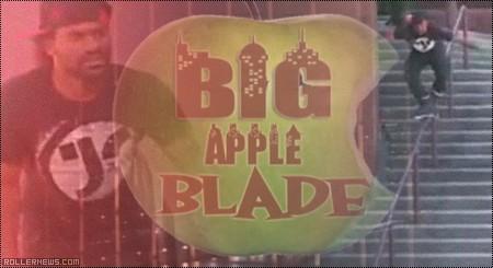 Chauncey Jenkins: Big Apple Blade 2014