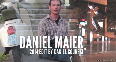 Daniel Maier: 2014 Edit by Daniel Gourski