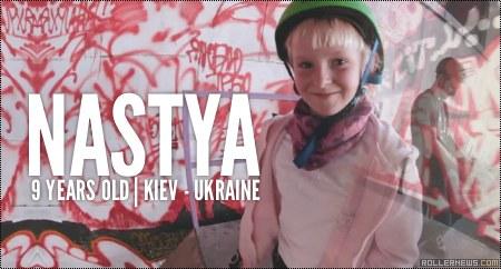 Nastya (9 years old, Kiev - Ukraine): Edit