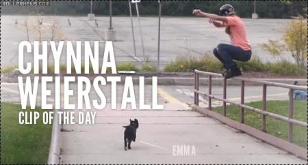 AWW: Clip of the day: Chynna Weierstall & Emma <3