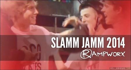 Slamm Jamm XVI: Edit by Mark Worner (2014)