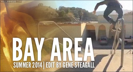 Bay Area: Summer 2014 Edit by Gene Steagall