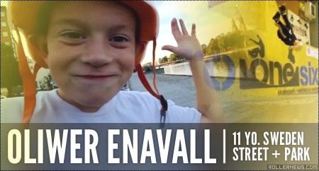 Oliwer Enavall (11, Sweden): Street & Park Clips