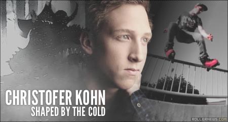 Christofer Kohn (Sweden): Shaped by the cold