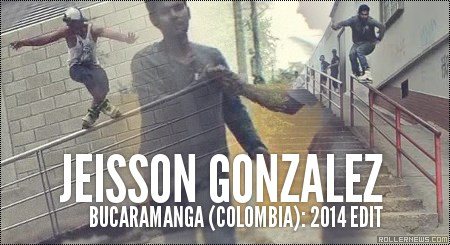 Jeisson Gonzalez (Colombia): 2014 Edit