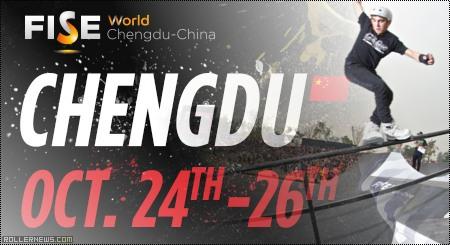 Fise World China 2014