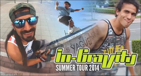 In-Gravity Summer Tour 2014 (Spain)
