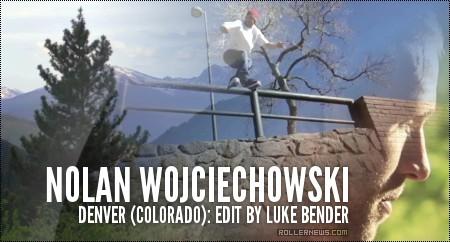Nolan Wojciechowski - Denver (Colorado, 2014) by Luke Bender