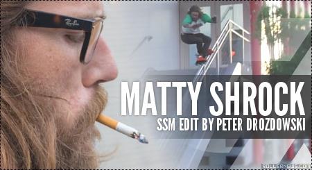 Matty Schrock (27): SSM Edit by Peter Drozdowski (2014)