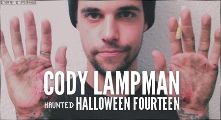 Cody Lampman: Halloween Fourteen by Mykel Fatali